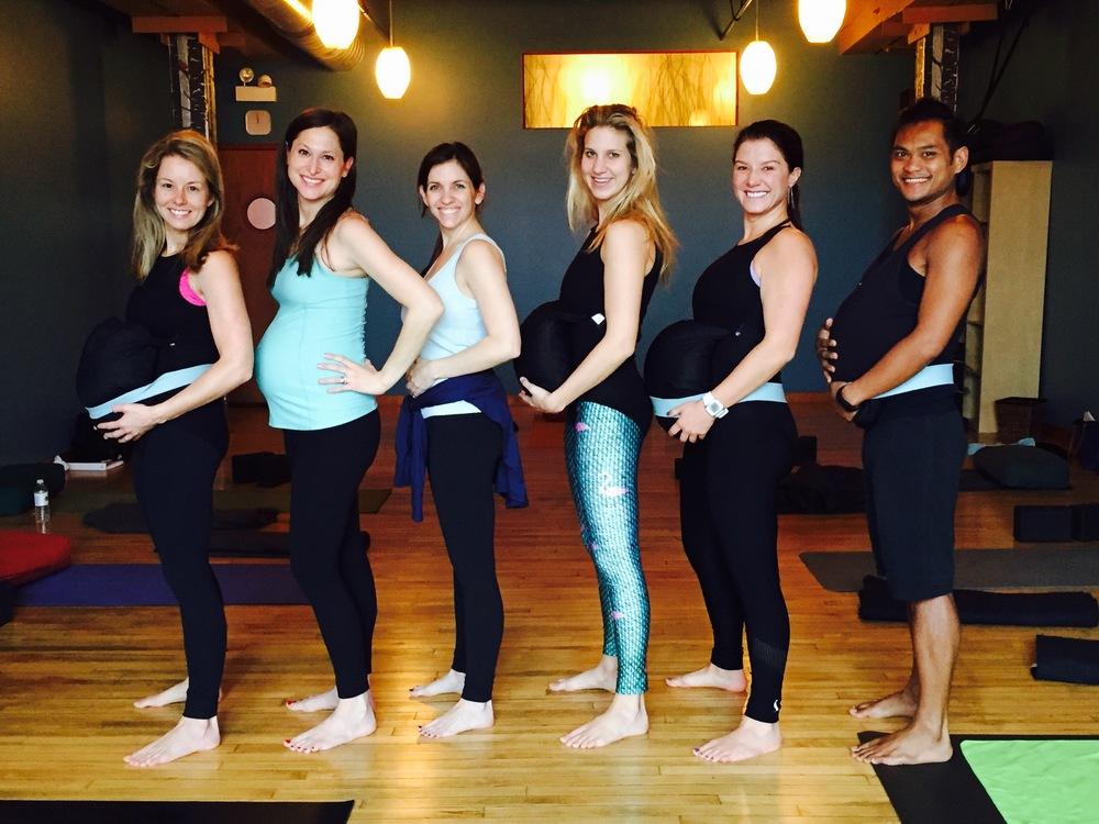 Amy Owen | Prenatal Yoga at Yogaview Chicago