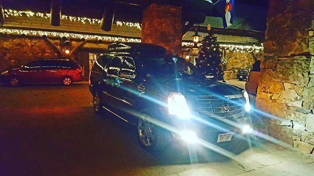 #ritzcarlton #bachelorgulch #luxurytravel #vail #beavercreek #winter #denverinternationalairport #vvjc #limoservice