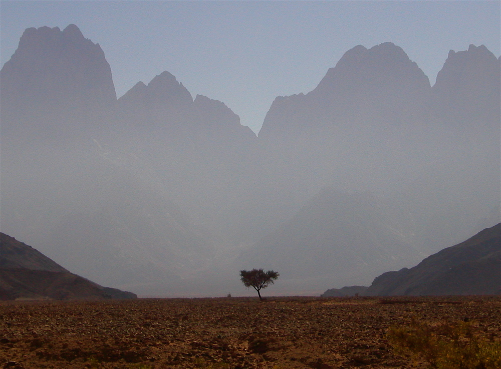Eastern Desert, Egypt