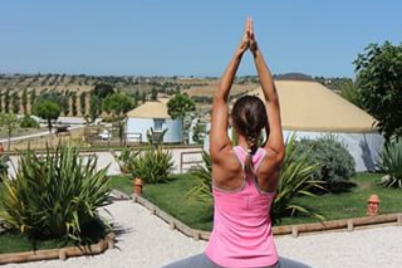 Yoga em Santarém