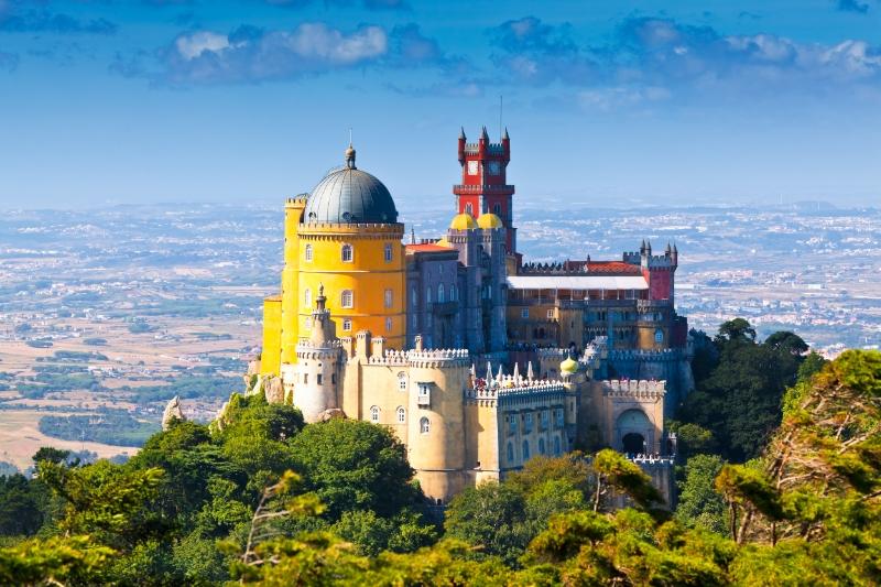 Palácio da Pena de Sintra