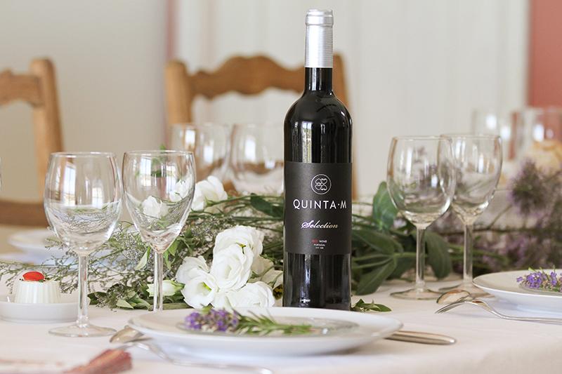 Vinho português Quinta M