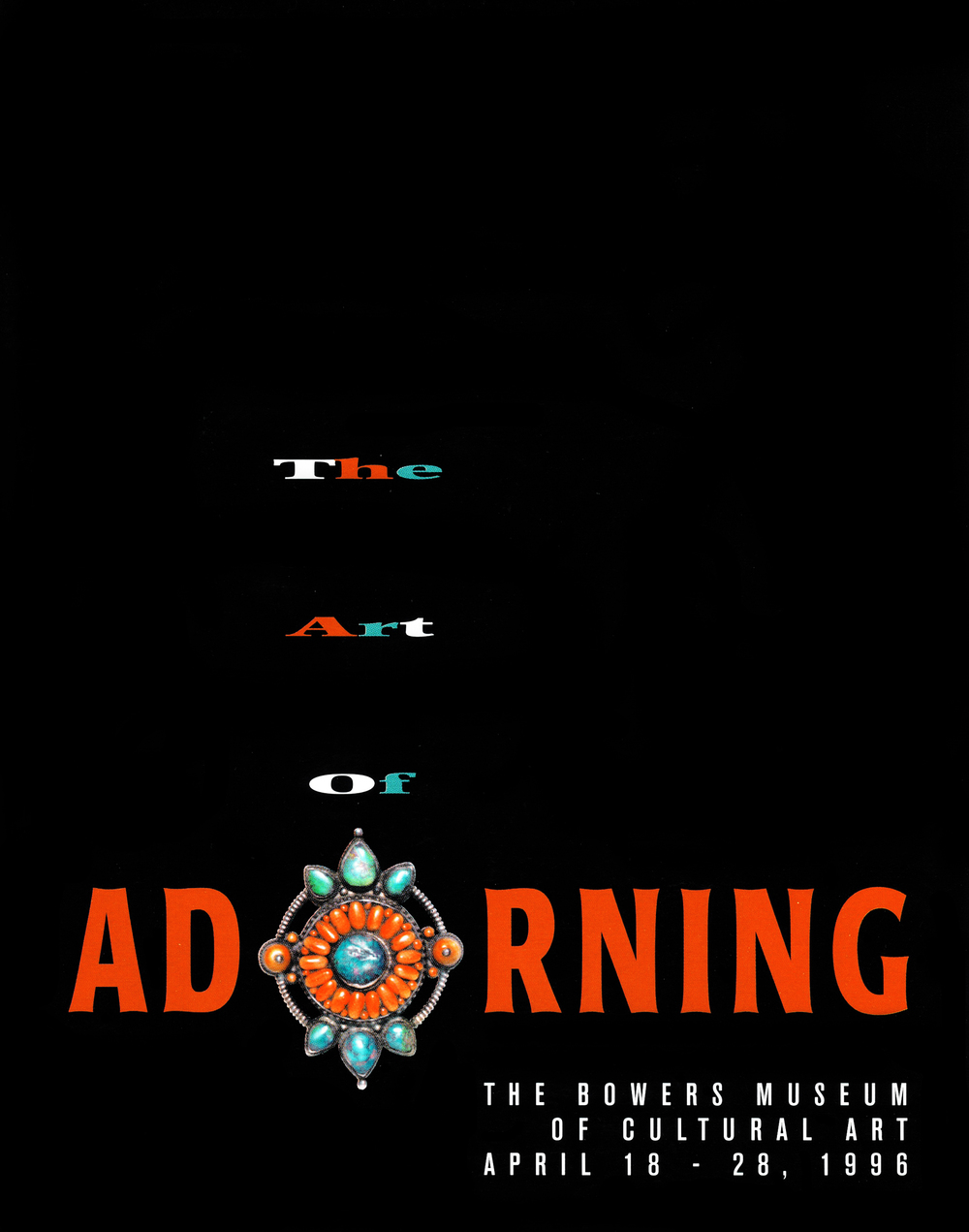 art of adorning cover