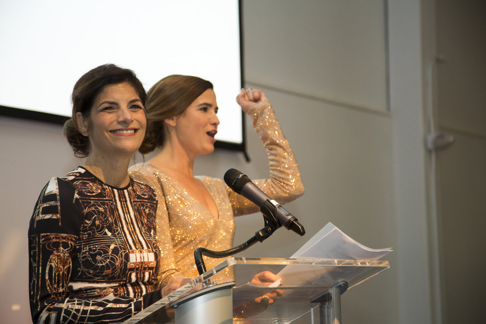 Mary Chiochios and Christy Cashman CharityWarriors Challenge Co-founders