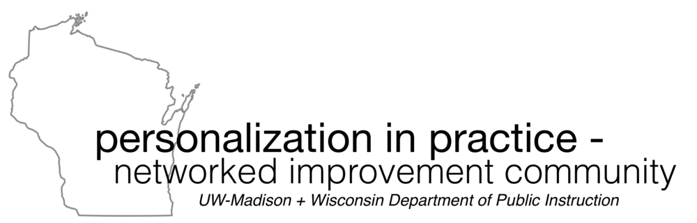 Pip Networked Improvement Community Personalization In Practice
