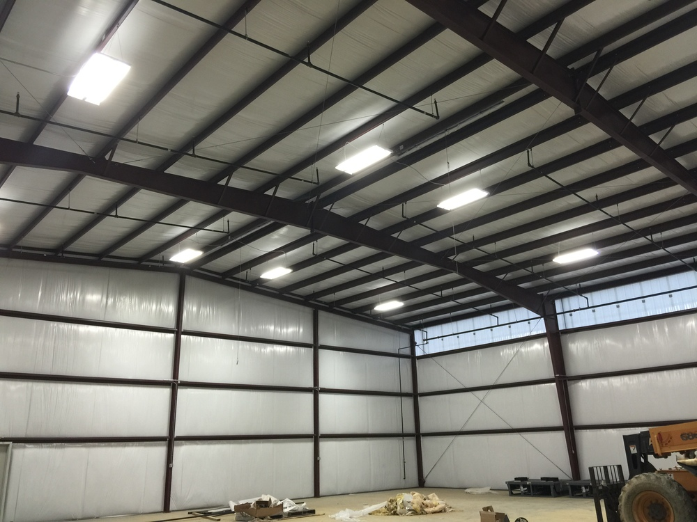 Better way to do things- T5 High Bay lighting — CRAFT ELECTRIC CO., INC.