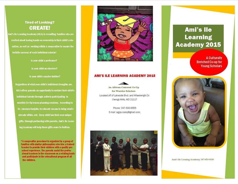 Ami's Ile Learning Academy 2015.jpg