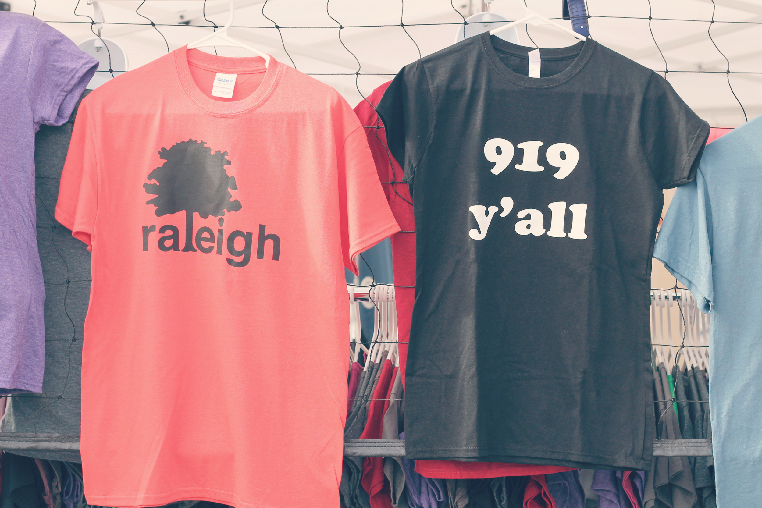 raleigh person street market