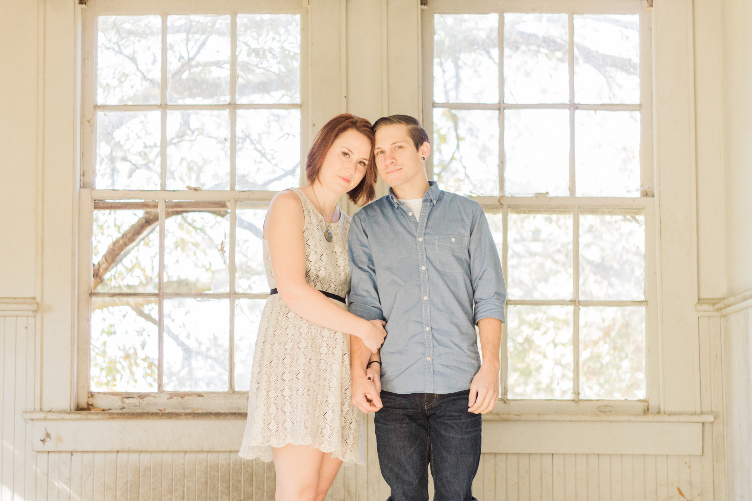 jenn pierce, charlotte nc engagement photographer