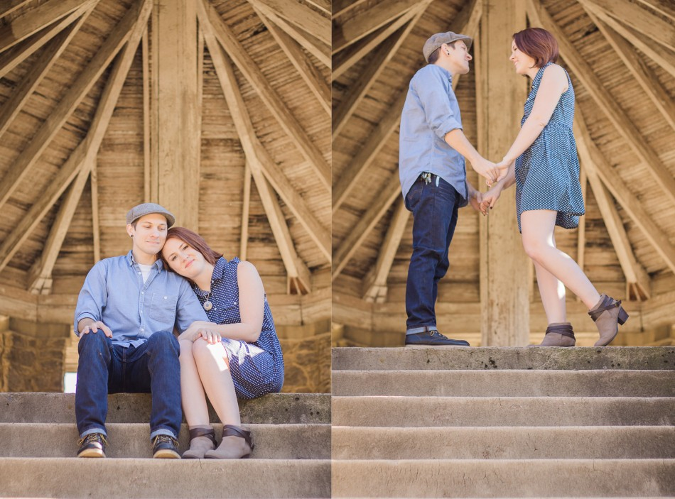 charlotte nc engagement photographer
