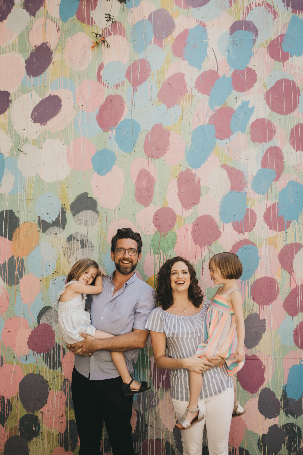 atlanta beltline family session