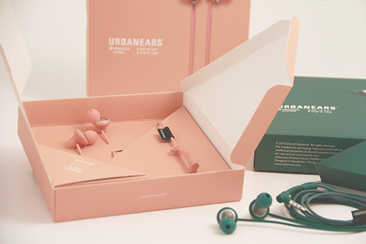pink packaging design trend
