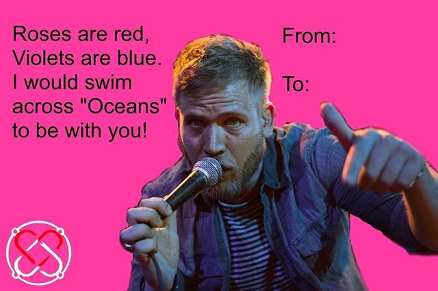 Maybe you'll be our Valentine?