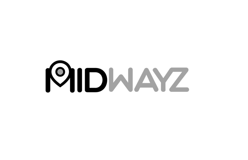 midwayz, inc. logo b&w writing.png