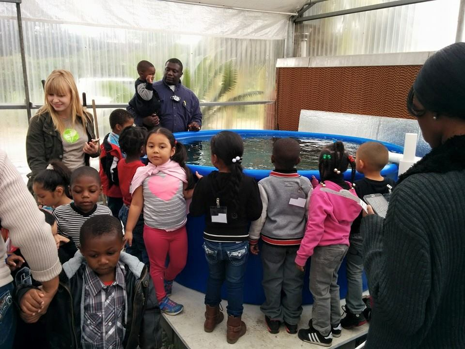 Earth Day 2015 at The Growing Experience Urban Farm