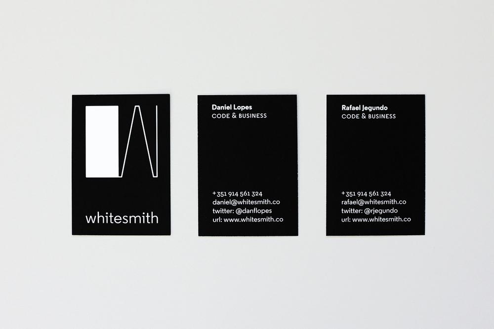 JoseMariaCunha_Whitesmith_BusinessCard