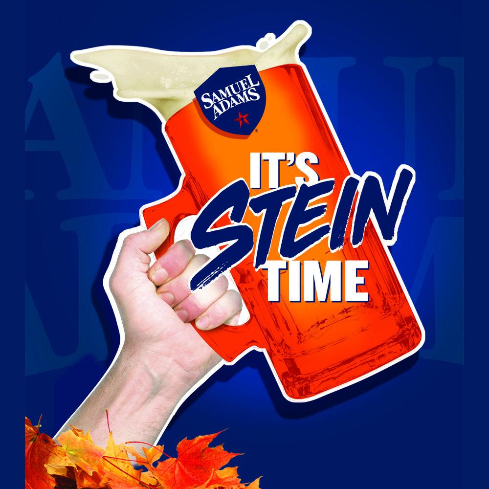 Stein HOISTING Challenge presented by Sam Adams