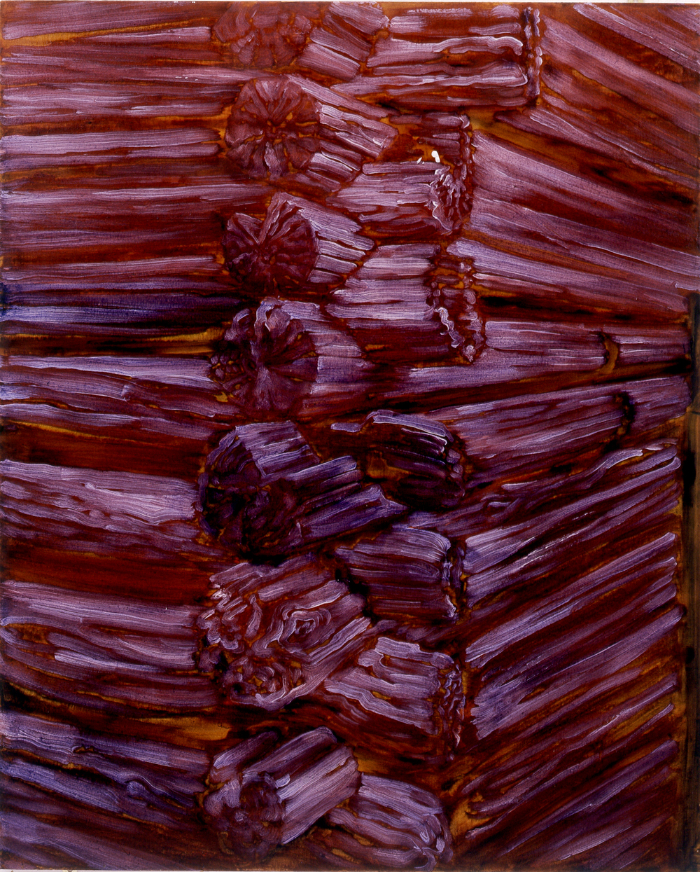Woven Logs, 2007