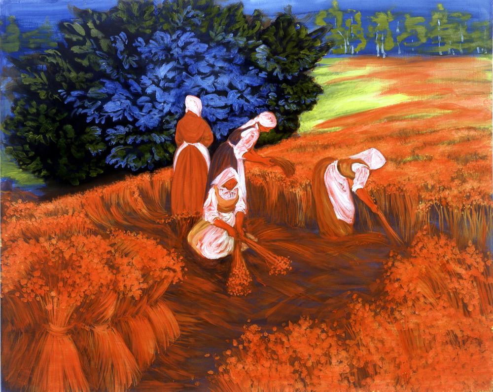 The Linen Harvest, 2007