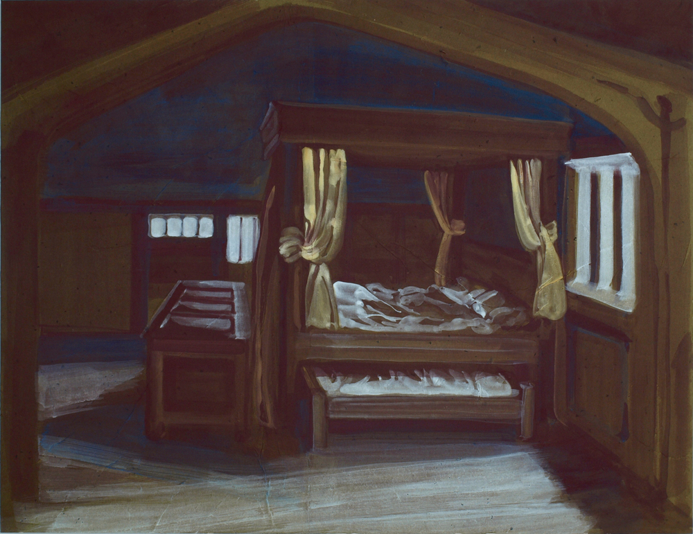 My Sixteenth Century Bedroom, 2010