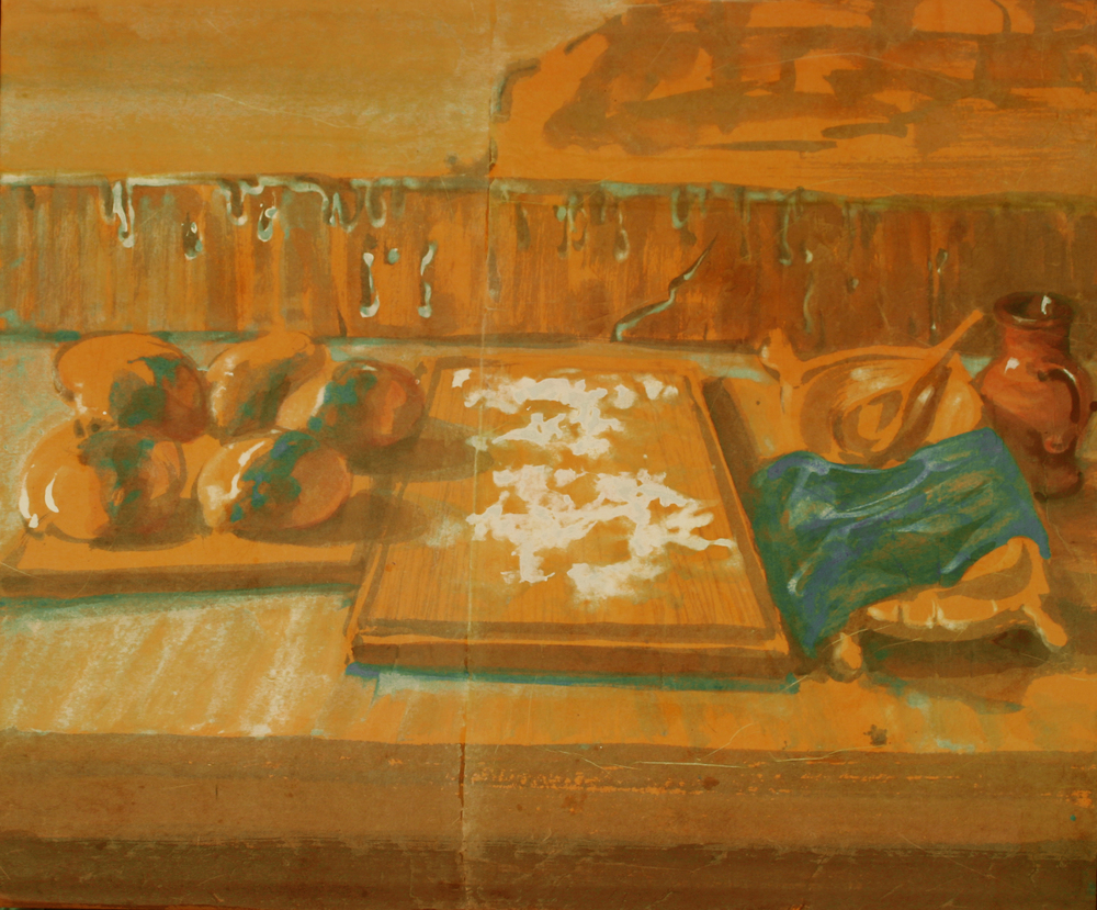 Baking Buns, 2010