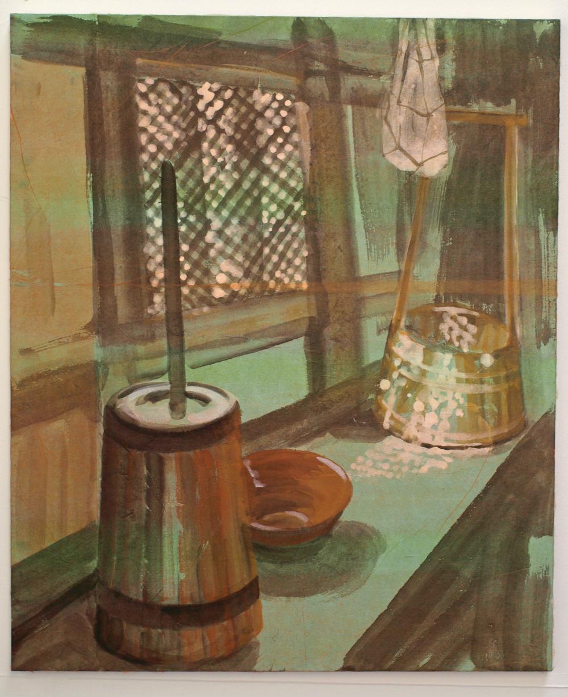 The Dairy Window, 2010