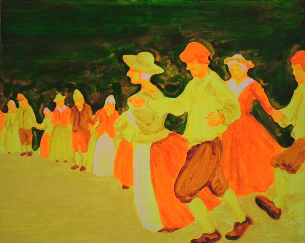 The Peasant Dance, 2006