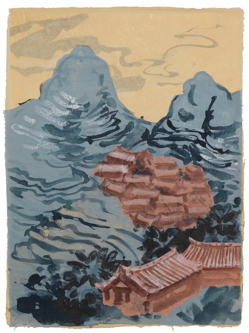 Wumu Landscape, 2012