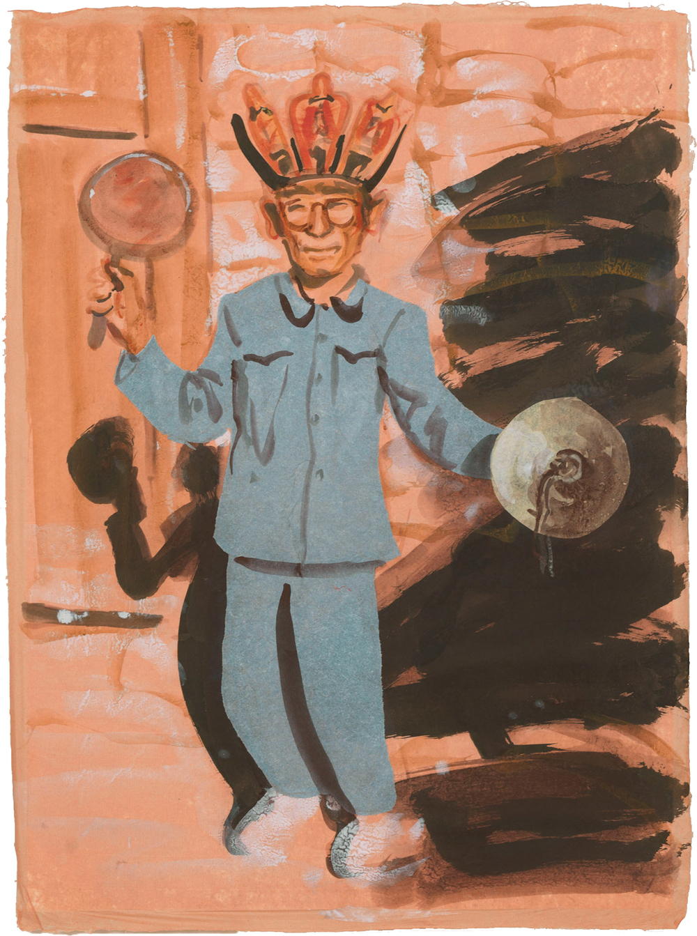 Grandfather, 2012