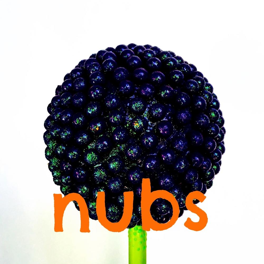 Copy of nubs garden art flower halfpeeledbanana.com