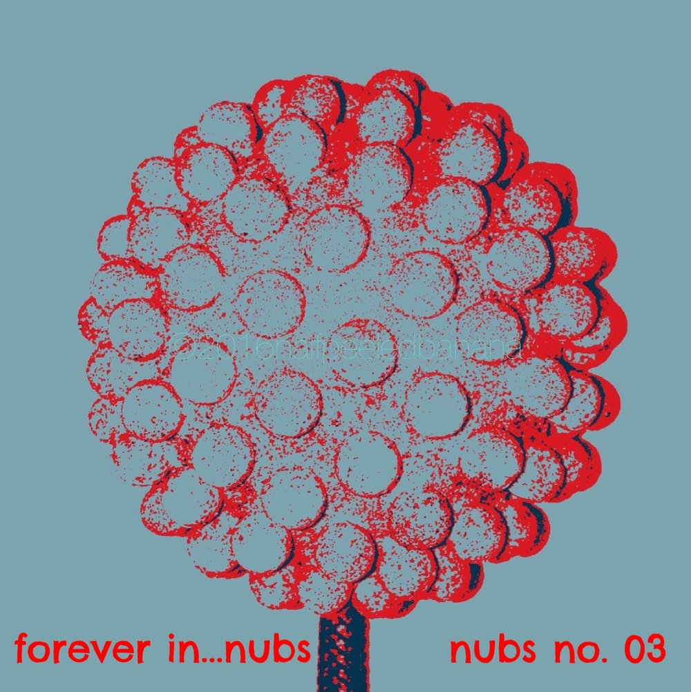 forever in ... nubs  - nubs print no. 03