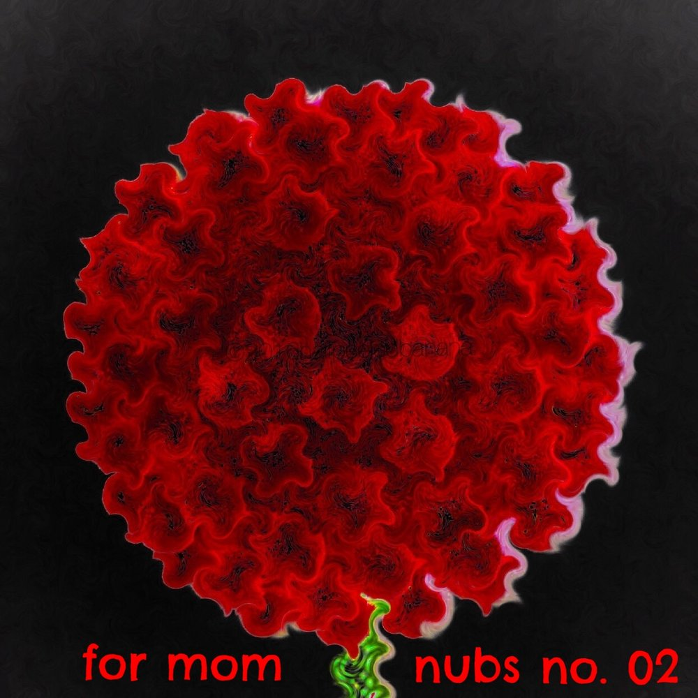 for mom - nubs print no. 02