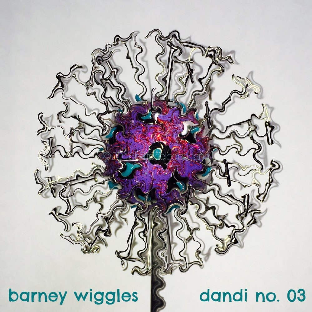 barney wiggles