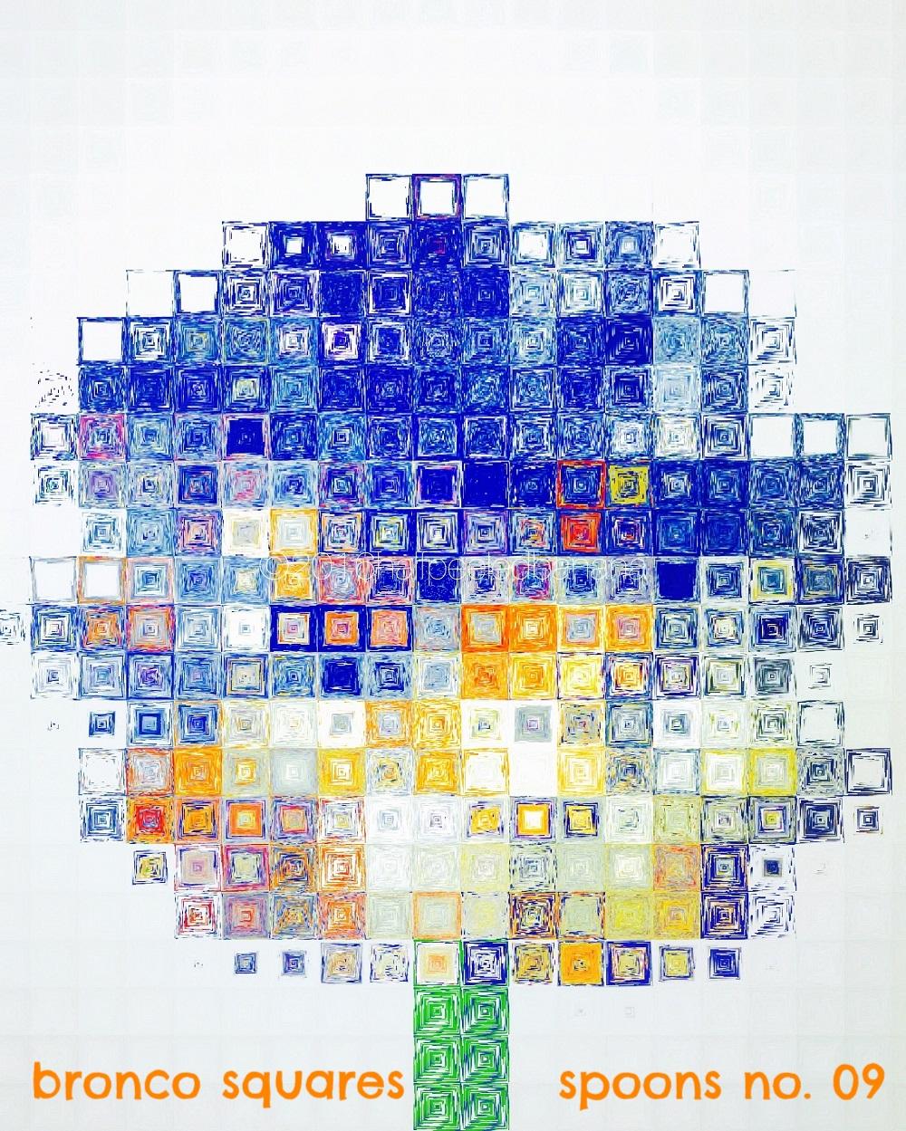 bronco squares