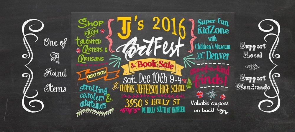 TJ Artfest 2016