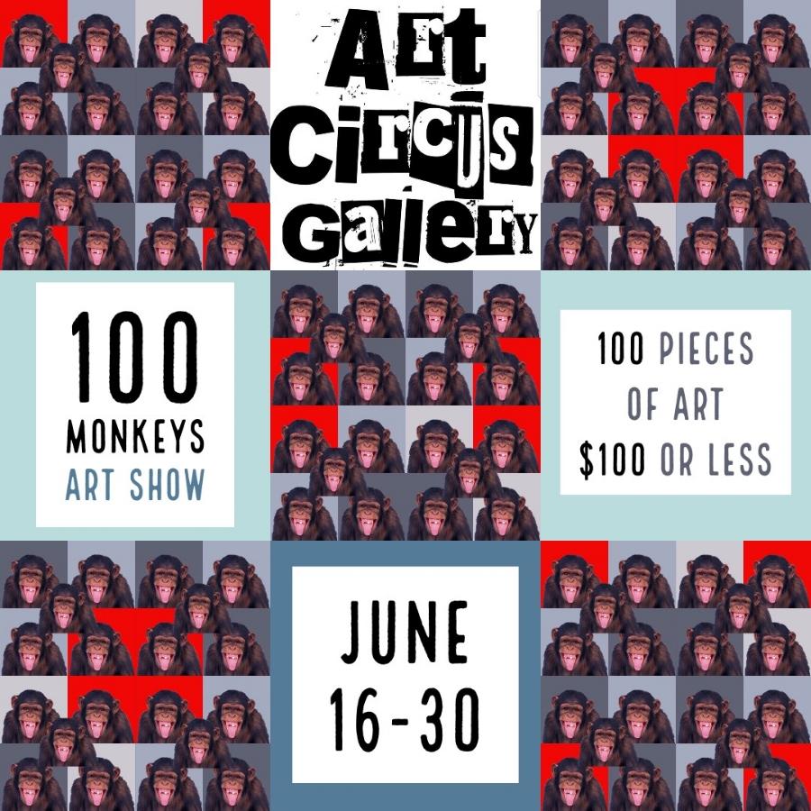 art-circus-100-monkeys-halfpeeledbanana-Ann-Vanatta-Gutierrez.jpg