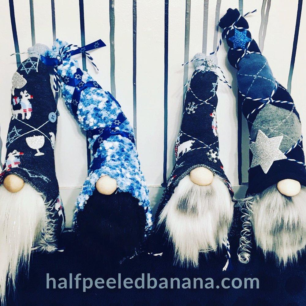 Hanukkah gnomes