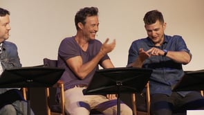 Staged Reading: Bob Fisher's My Roommate (Full Video)