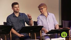 2015 Staged Reading (Clip)