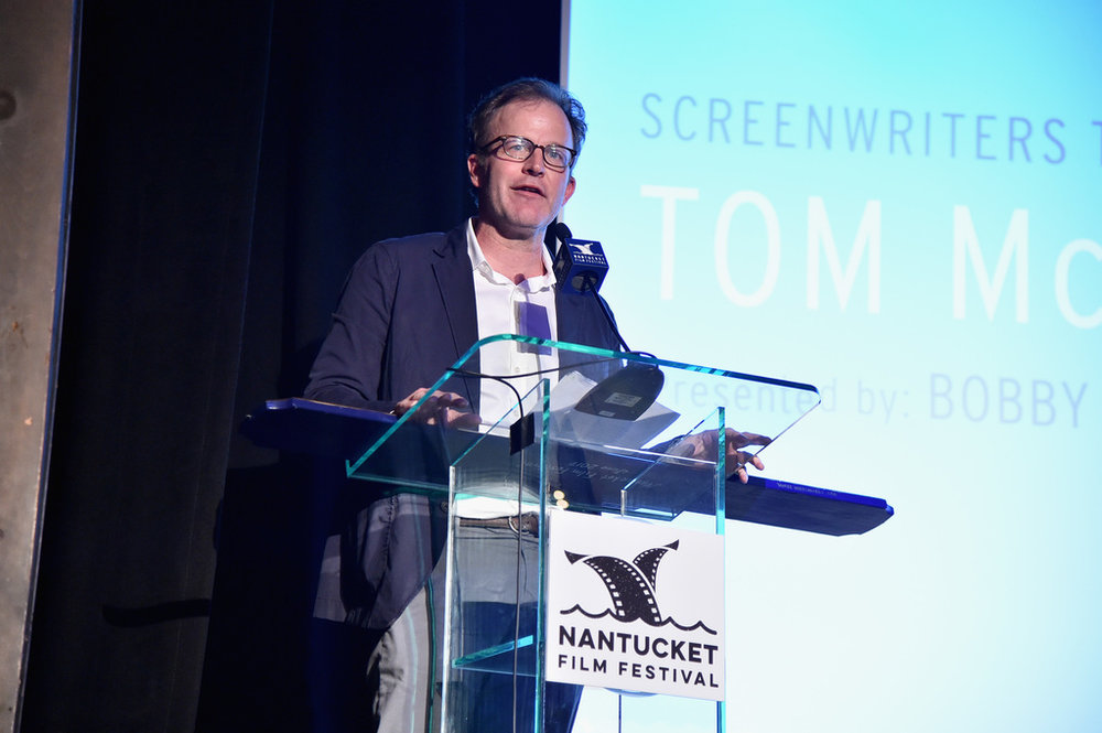 NFF 2017: Screenwriters Tribute: Tom McCarthy
