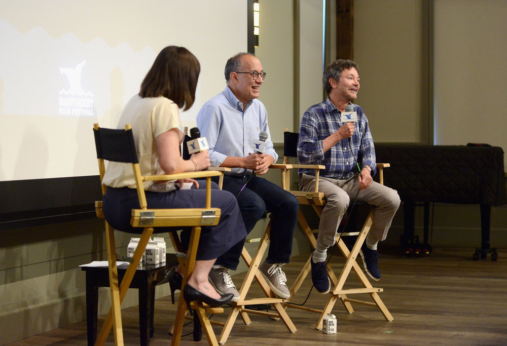 NFF 2017: In Their Shoes…with David Crane and Jeffery Klarik