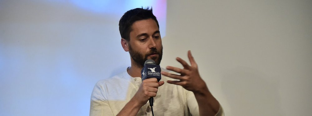 Ryan Eggold | Literally, Right Before Aaron
