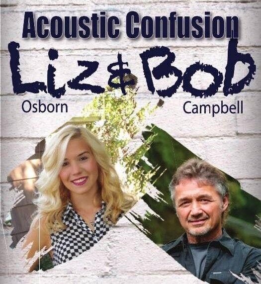 Liz & Bob - LIVE at Webb's Captain's Table!