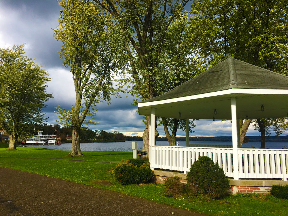 Lakeside Park, Mayville