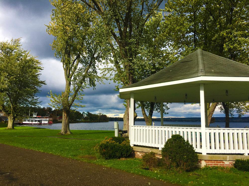 Lakeside Park, Mayville