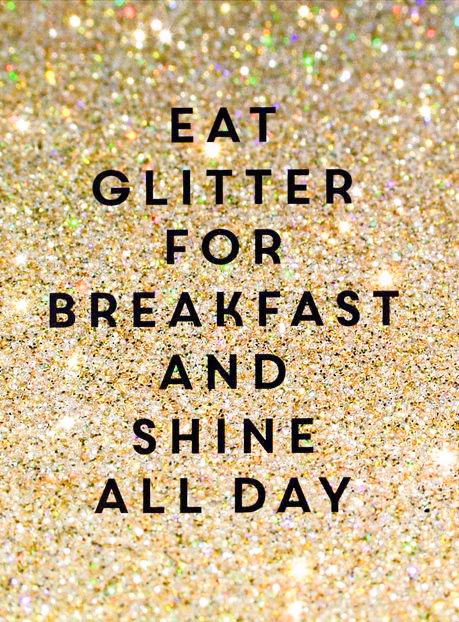 All Things Glitter