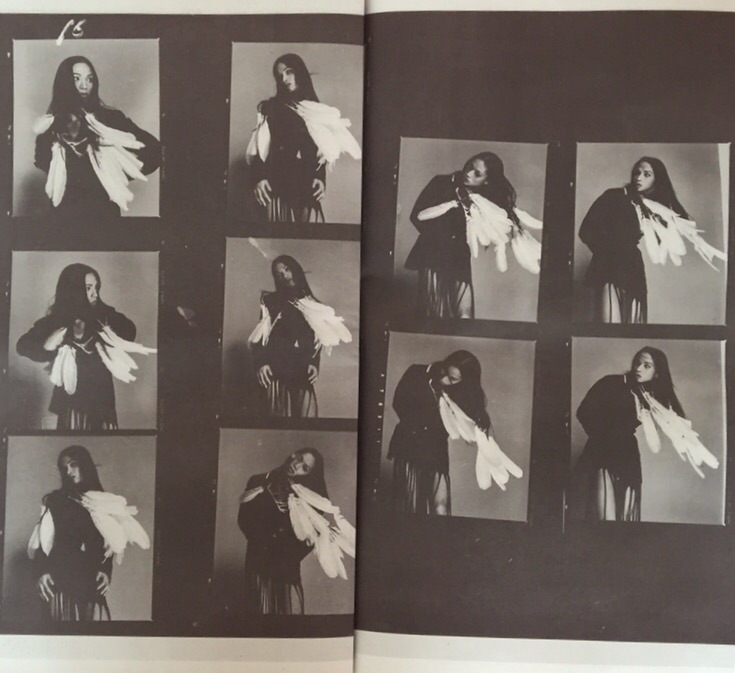 Free publication created by Judy Blame. I was looking for poses that could inspire my models (aka my friends) and luckily I came across this. Saved me a lot of time flicking through the stacks of magazines I have.