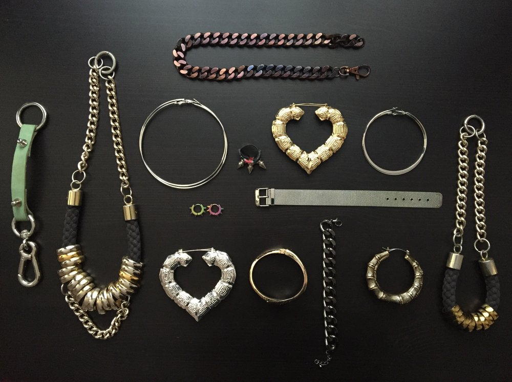 Jewellery options