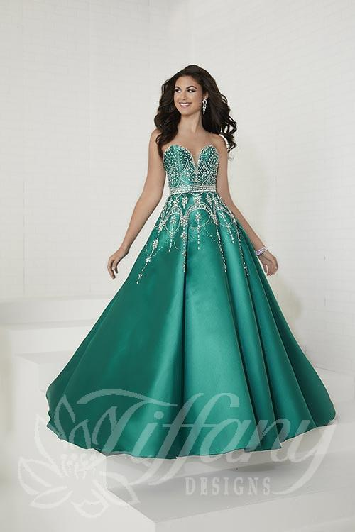 16266  - PROM DRESSES - IreneRocha.com