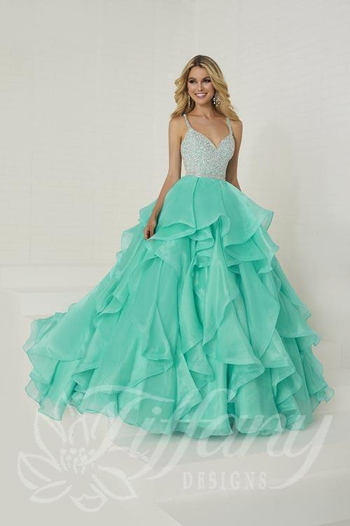 16300  - PROM DRESSES - IreneRocha.com